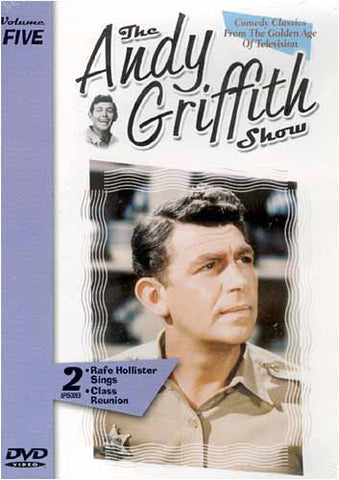 The Andy Griffith Show - Rafe Hollister Singers, Class Reunion (Vol.5) DVD Movie
