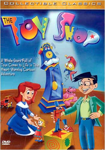 The Toy Shop (Collectible Classics) DVD Movie