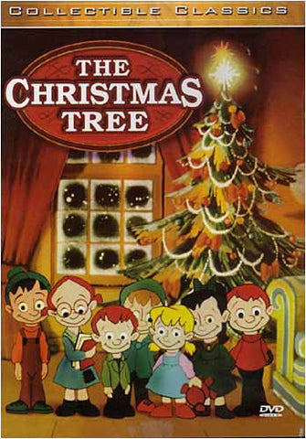 The Christmas Tree (Animated) DVD Movie