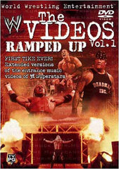 WWE - The Videos, Vol. 1 - Ramped Up