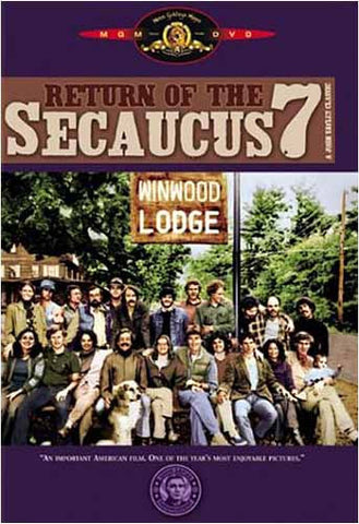 Return of the Secaucus 7 DVD Movie