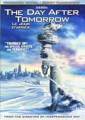 The Day After Tomorrow (Le jour D Apres)(Widescreen) (Bilingual)