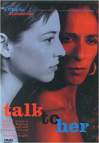 Talk to Her DVD Movie