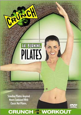 Crunch - Fat Burning Pilates DVD Movie