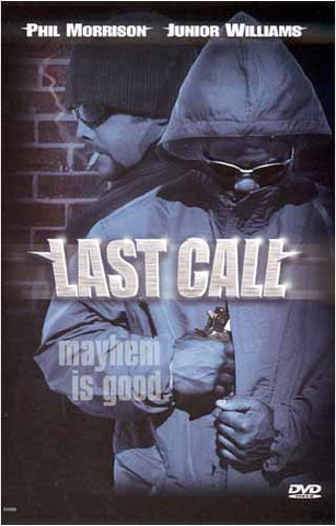 Last Call DVD Movie