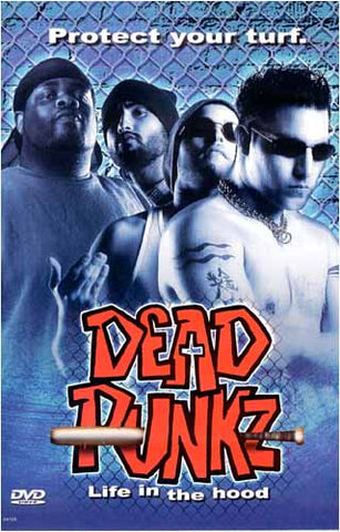 Dead Punkz DVD Movie