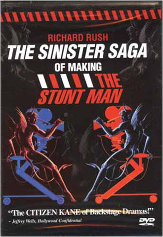 The Sinister Saga of Making-The Stunt Man DVD Movie