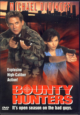 Bounty Hunters DVD Movie