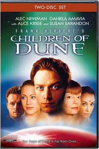 Children of Dune (Frank Herbert's) (Two-Disc Set) DVD Movie
