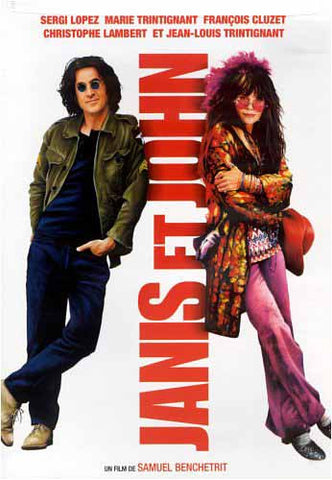 Janis et John DVD Movie