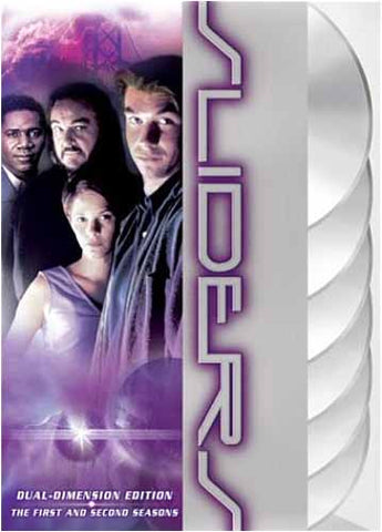 Sliders - The First and Second Seasons (Boxset) DVD Movie