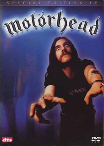 Motorhead - Special Edition EP DVD Movie