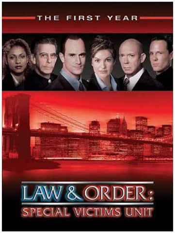 Law and Order: Special Victims Unit - The First Year (Boxset) DVD Movie