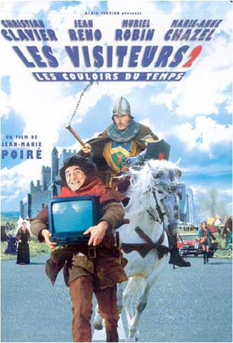 Les Visiteurs 2 - Les Couloirs du Temps DVD Movie