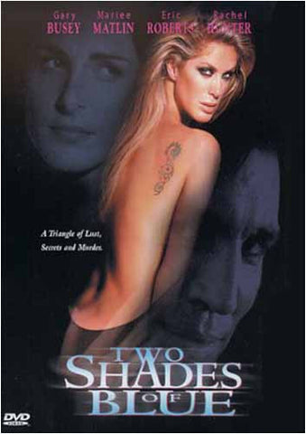 Two Shades of Blue DVD Movie