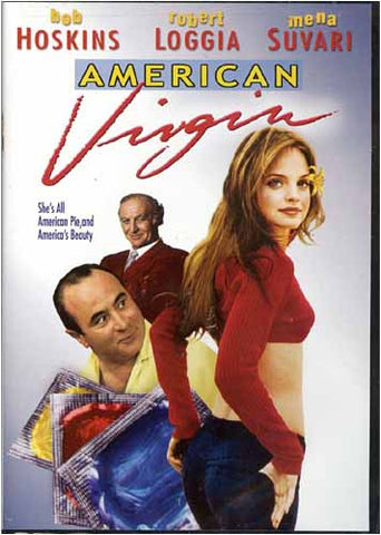 American Virgin (Bob Hoskins) DVD Movie