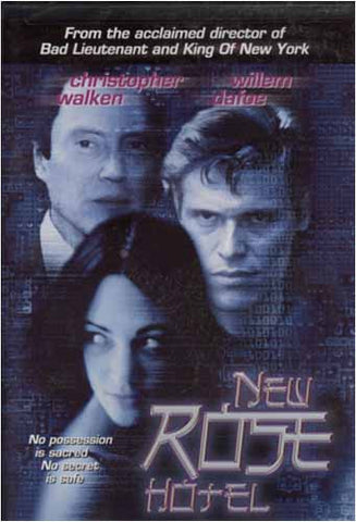 New Rose Hotel DVD Movie