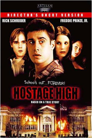 Hostage High DVD Movie