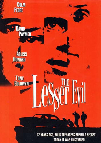 The Lesser Evil (Colm Feore) DVD Movie