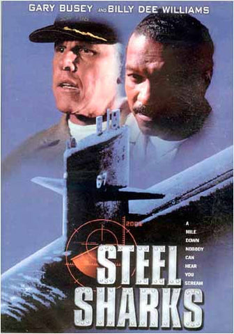 Steel Sharks DVD Movie