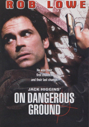 On Dangerous Ground DVD Movie