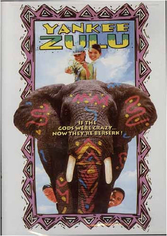 Yankee Zulu DVD Movie
