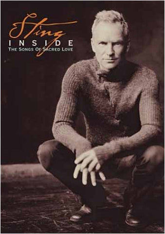 Sting: Inside - The Songs of Sacred Love DVD Movie