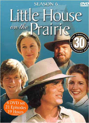 Little House on the Prairie - The Complete Season 6 (Boxset)