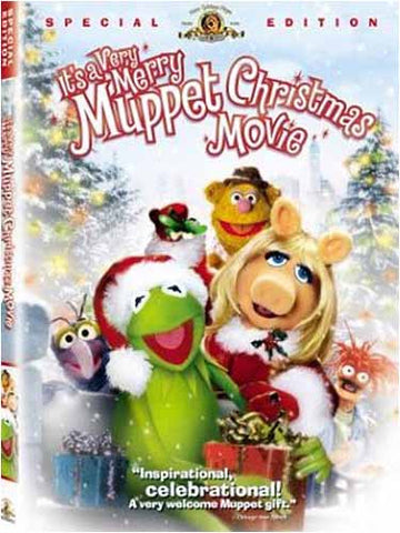 It s a Very Merry Muppet Christmas Movie (Special Edition)(bilingual) DVD Movie