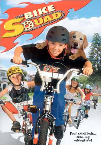 The Bike Squad DVD Movie