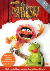 Best of the Muppet Show - Harry Belafonte / Linda Ronstadt / John Denver (25Th Anniversary Edition)