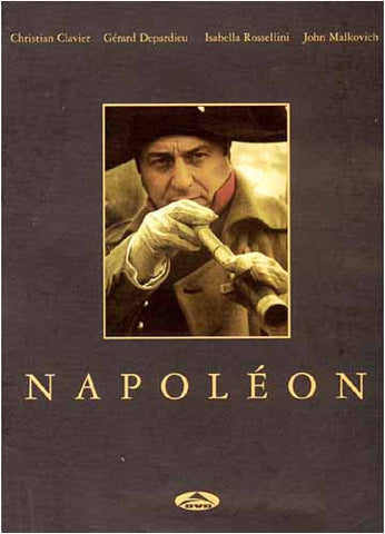 Napoleon (French Version) (Boxset) DVD Movie