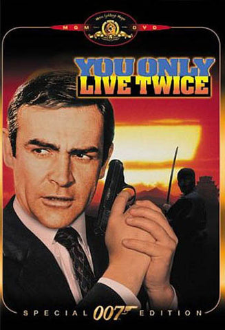 You Only Live Twice - Special Edition (James Bond) DVD Movie