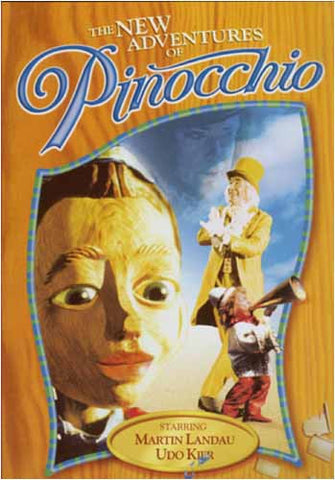 The New Adventures of Pinocchio DVD Movie