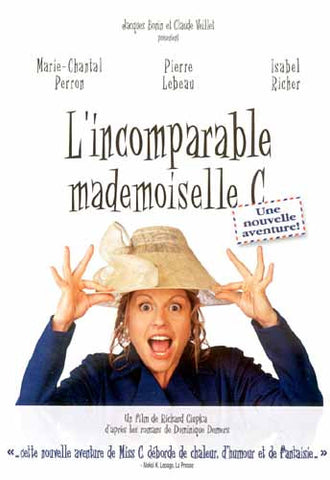 L'incomparable mademoiselle C. DVD Movie