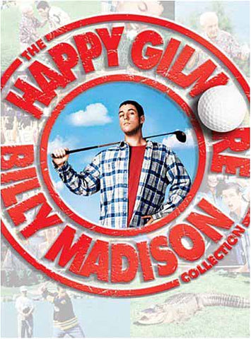 Billy Madison/ Happy Gilmore (2 Pack) (Boxset) (Full Screen Edition) DVD Movie