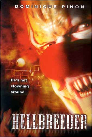 Hellbreeder DVD Movie