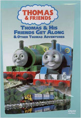 Thomas and Friends - Thomas and His Friends Get Along