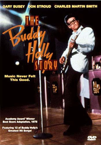 The Buddy Holly Story DVD Movie
