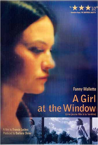 Une Jeune Fille A La Fenetre / A Girl At the Window DVD Movie