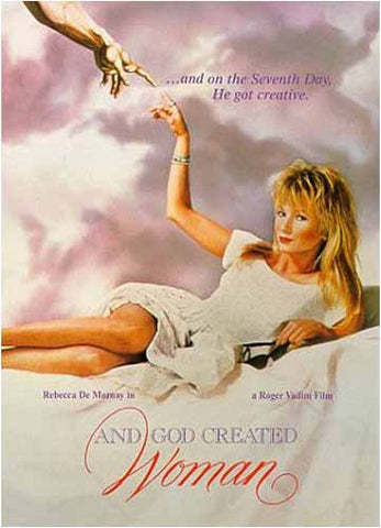 And God Created Woman DVD Movie