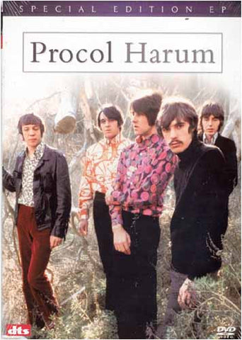 Procol Harum- Special Edition EP DVD Movie