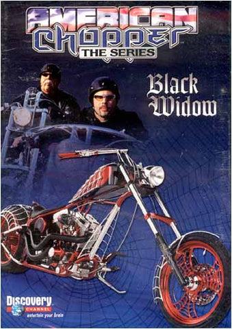 American Chopper: The Series - Black Widow - Discovery Channel DVD Movie