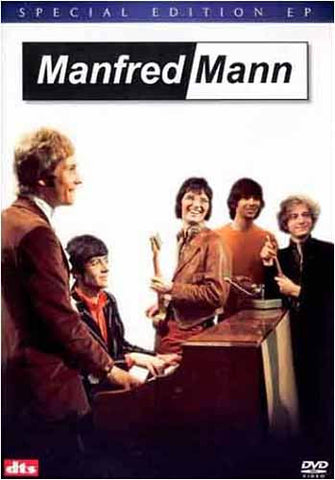 Manfred Mann - Special Edition EP DVD Movie