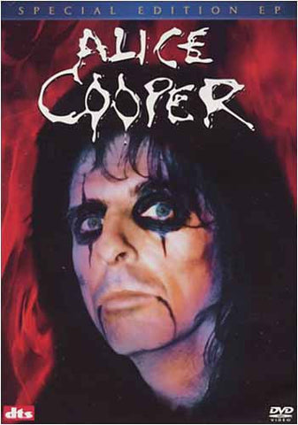 Alice Cooper - Special Edition EP DVD Movie