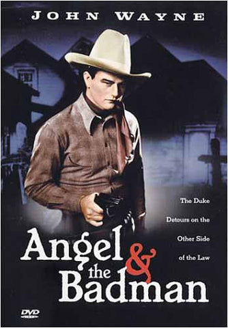 Angel And The Badman (John Wayne) (Keepcase) DVD Movie