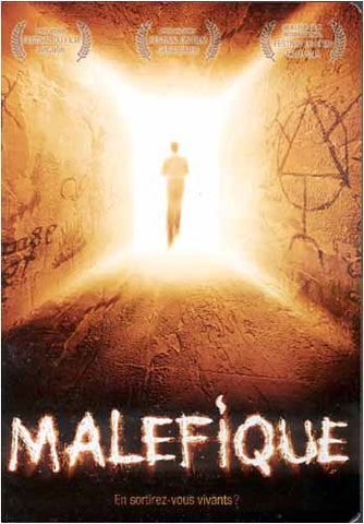 Malefique DVD Movie