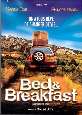 Bed and Breakfast / Bienvenue au Gite (Bilingual) DVD Movie