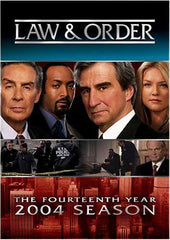 Law and Order - The Fourteenth Year (2003-2004) Season (14th) (Boxset)
