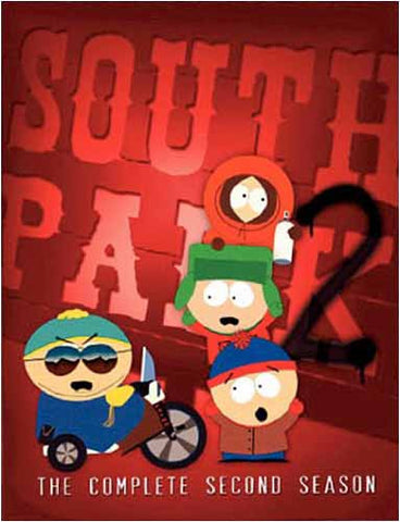South Park - The Complete Second Season (Boxset) DVD Movie
